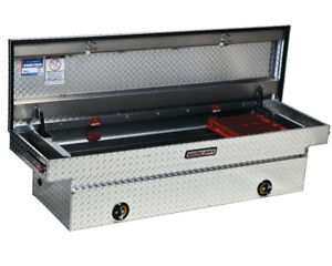 $500 OFF - BRAND NEW IN BOX WEATHER GUARD ALUMINUM TRUCK TOOLBOX