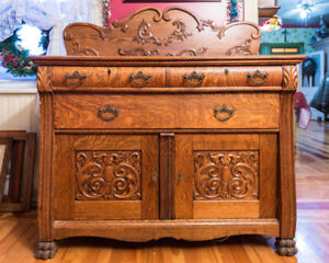 Commode ou armoire