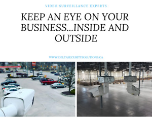 VIDEO SURVEILLANCE SYSTEMS FOR COMMERCIAL BUILDINGS