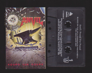 Cassette - Anvil - 'Pound for Pound'