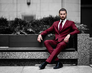 Men's Custom Tailored Suits Only $399
