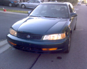 2000 Acura 1.6EL Automatic part out