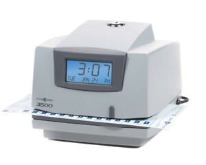 Selling Punch Card Time Machine/ Time Clock