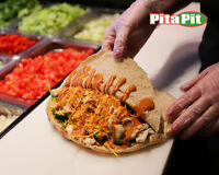 Pita Pit Mountain Rd SUPERVISOR position available