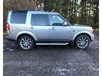 2013 62 LAND ROVER DISCOVERY 3.0 4 SDV6 XS 5D 255 BHP DIESEL