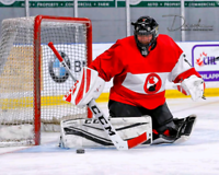 42yrs old goalie looking for a team.