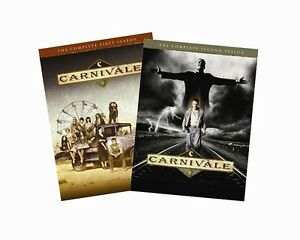 The Complete Series Season 1 -2 CARNIVALE DVD Set