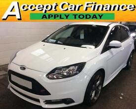 Ford Focus 2.0T FROM £62 PER WEEK.