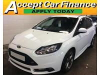 Ford Focus 2.0T FROM £51 PER WEEK.
