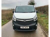 2017 Vauxhall Vivaro L1H1 2700 CDTI BITURBO S/S PANEL VAN Diesel Manual