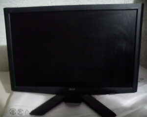 Acer 20-Inch Widescreen LCD Monitor
