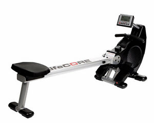 LIGHTLY USED Lifecore R88 Rowing Machine - Read Description!