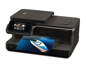 HP Photosmart 7510 All-in-One with Fax and Printer, Mint!