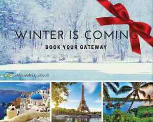 WINTER IS COMING - Book your next vacation today Gatineau Ottawa / Gatineau Area image 1