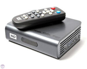 WD Live Media Player (With Network support)