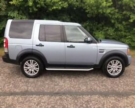 2013 13 LAND ROVER DISCOVERY 4 3.0 4 SDV6 COMMERCIAL NO VAT 255 BHP AUTO 5 SEAT