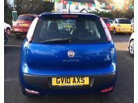 2010 10 FIAT PUNTO EVO 1.4 GP 3D 77 BHP