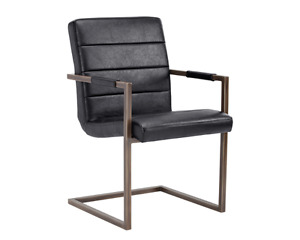 High-End 'Jafar' Arm Chairs (Set of 2)