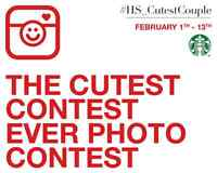 The Cutest Couple Ever Photo Contest