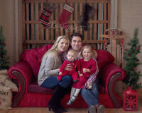 *** Vintage Christmas Family Mini Sessions ***
