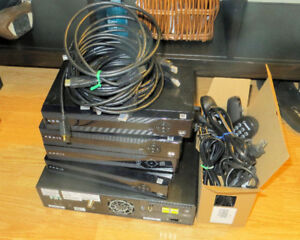Shaw Gateway Cable Boxes
