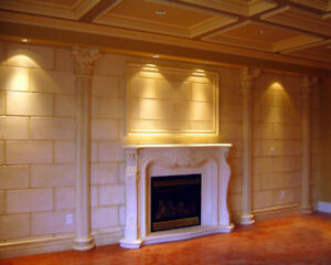 Fireplace on sale-beautiful  fireplace-On MARKHAM-TORONTO