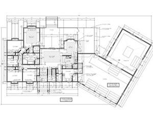 House plans services in winnipeg kijiji classifieds construction drawings for custom homes and other projects malvernweather Gallery