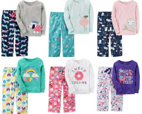 Carters Girls Pajamas