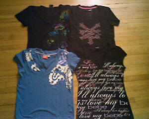 Assorted tops for teens          -    Moving Must Go