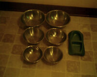 Bowls for food or water-Cats, Dogs