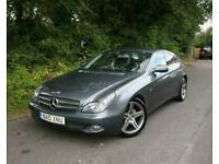 2010(10) MERCEDES 350 3.0 CDI GRANT EDITION COUPE AUTOMATIC DIESEL FLINT GREY