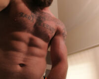 27 year old bodybuilder looking for female massage therapist