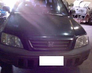 1997 Honda CRV for PARTS!! Green in color!