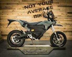 2020 MY20 ZERO MOTORCYCLES FXS ZF7.2 - ELECTRIC SUPERMOTO - 106nm TORQUE
