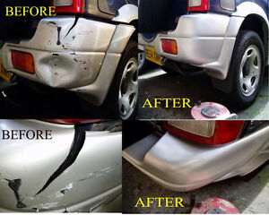 Auto Body and Bumper Repairs GUARANTEED WORK