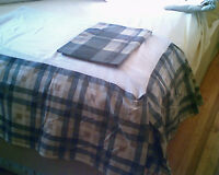 Bed Skirt & Cases, Curtains, Pillow