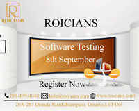 LEARN SOFTWARE TESTING|BATCH STARTS ON 8-SEPT|BOOK YOUR SPOT NOW