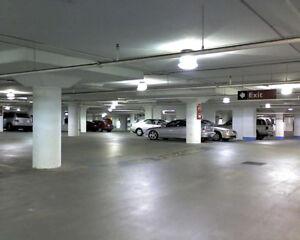 Secured Underground Parking (Downtown / Yaletown)