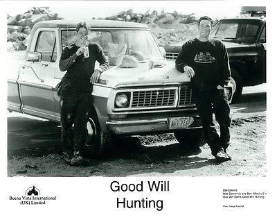Good Will Hunting : Black and White Print # 1  - Matt Damon, Ben Affleck
