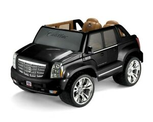 Power Wheels Cadillac Escalade Electric SUV Car
