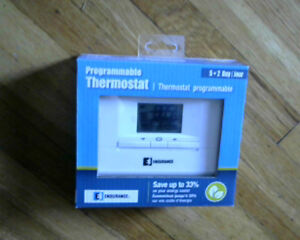 Endurance 5+2 Day Programmable Thermostat.[new] Windsor Region Ontario image 1