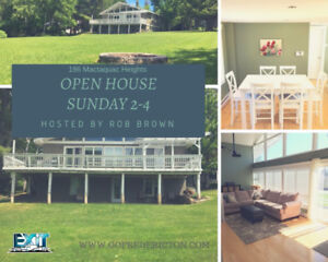 OPEN HOUSE Sunday Sept 10 2-4pm 186 Mactaquac Heights