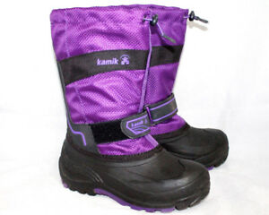 KAMIK winter boots Bottes d'hiver Youth 6