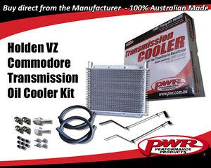PWR TRANSMISSION OIL COOLER KIT HOLDEN COMMODORE VZ V6 & V8 PWO6690