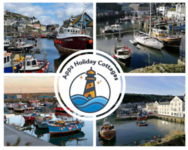 Holiday Cottage mevagissey Cornwall 🐕 friendly 27th March 7 nights