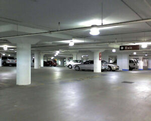 Secured Underground Parking (Downtown / Yaletown)