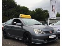 2005 Honda Civic 2.0 i VTEC Type R 3dr