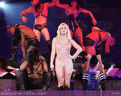 Britney Spears LIVE 8x10 Photo Circus Tour Concert Picture 1