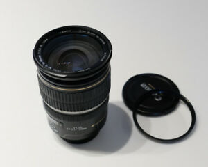 Canon EF-S 17-55mm f/2.8 IS USM + UV Filter