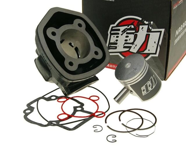 Cylinder Kit Naraku 70ccm for Piaggio LC 5-square NRG Runner SR50 DNA Zip